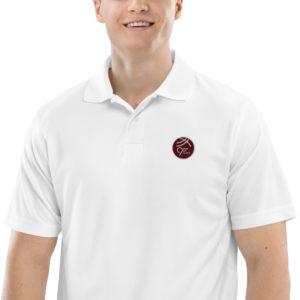 Herren-Champion-Performance-Polo-Shirt